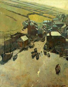 Frank William Brangwyn (1867-1956) - Sunday