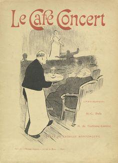 Omslag en inleiding, 1893, Henri Gabriel Ibels, Van Gogh Museum, Amsterdam (Vincent van Gogh Stichting)