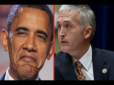"""Trey Gowdy Erupts On Obama Sympathizer """"The President Can't Rewrite Law'"""