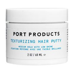 Texturizing Hair Putty - Port Products - Men's Shaving, Skincare, Grooming