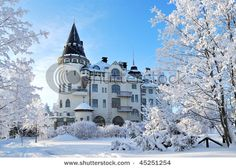 "Imatra, Finland  (aka ""Narnia"")  to visit my Bobbie!!"