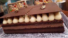 Torta ópera puro chocolate