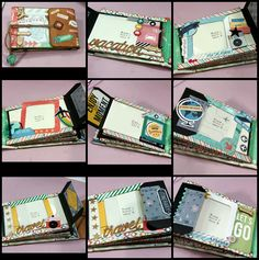 The Feb bonus project is this super cute, super fast Photo Journal Mini Album, by Kathy Orta. Pick up your tutorial here: http://shop.paperphenomenon.com/Photo-Journal-Mini-Album-TUT0102.htm