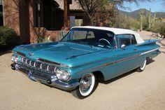 1959 Impala convertible