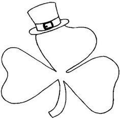 patricks day png St Patrick Day Green Leprechaun Hat PNG