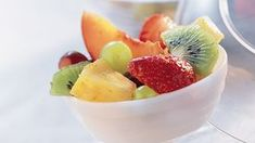Variety of fruits tossed with dressing of lime juice and tequila gives you a savory salad – a perfect accompaniment to your food. Fruit Salad With Pudding, Fruit Salad With Yogurt, Fresh Fruit Salad, Fruit Salad Recipes, Dessert Salads, Fruit Salads, Graduation Food, Savory Salads, Variety Of Fruits