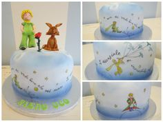 The Little Prince - Cake by SweetMamaMilano