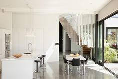 Wedged-In House | McKinney + Windeatt Architects » Archipro