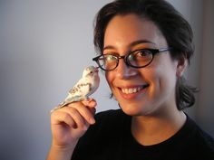 How to tame your budgie (Read this pin for a lot of good ideas about training your bird.)