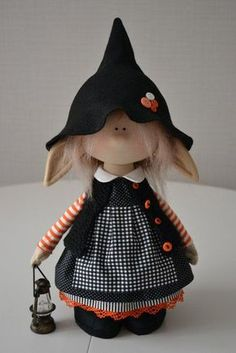 1 million+ Stunning Free Images to Use Anywhere Halloween Doll, Fall Halloween, Halloween Crafts, Halloween Decorations, Christmas Elf Doll, Christmas Crafts, Holiday Ornaments, Waldorf Dolls, Soft Dolls