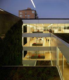 Galeria de Biblioteca Pública de Girona / Corea & Moran Arquitectura - 2