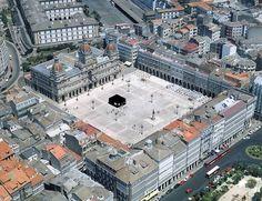 Pabellón para la promoción de la Torre de Hércules como Patrimonio de la Humanidad Unesco