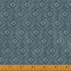 Diamond Texture in Indigo (Iza Pearl Design - Blush and Blooms)