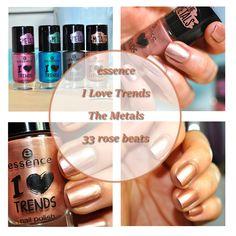 essence rose beats, nailpolish, review, beauty blogger,