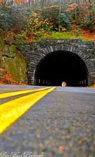 Blue ridge parkway, Asheville, NC