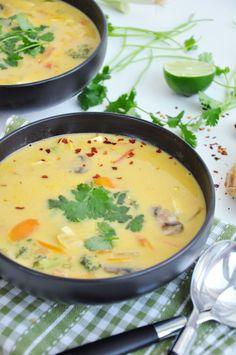 Authentic Thai Vegetable Soup-3