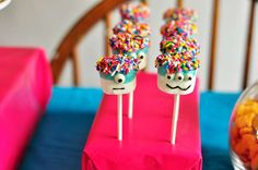Monster Birthday Party Ideas | Photo 3 of 10