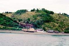 Llegando a Isla Quinchao