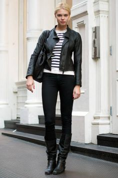 Street Talk - Fall Trends - Discover More Street Style - ELLE
