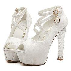 dopo sapatos femininos todos os sapatos de salto alto jogo – BRL R$ 78,63