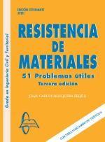 #novedad @GarciaMaroto_Ed  - RESISTENCIA DE MATERIALES 3ED - 51 Problemas útiles