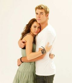 Liam Hemsworth & Miley Cyrus Starred in The Last Song