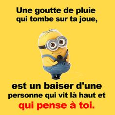 QuotesViral, Number One Source For daily Quotes. Leading Quotes Magazine & Database, Featuring best quotes from around the world. Citations Souvenirs, Minion Humour, Funny Minion, Quote Citation, French Quotes, Minions Quotes, Positive Attitude, Cool Words, Life Lessons