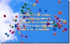 Messages to Heaven