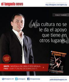 ★ VALE TANGO ★ El Tangauta • Revista|Magazine #222 (MAY 13) Navegala en línea o descargala gratis | Surf it online or download it for free: http://eltangauta.com/edicionesold.asp