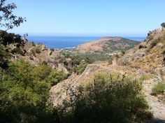 Greece, Lesbos island beautiful picture. Petra millvalley