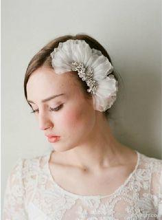 Aesthetic Style Wedding Headpieces