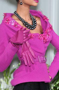 DIOR haute couture fall-winter 2009-2010