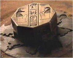 Key to Hamunaptra (The Mummy)