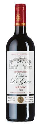 Château La Gorce 2009: Duft nach Cassis, Heidelbeere und dezenten Würznoten, satte Frucht mit packenden Gerbstoffen und toller Länge.