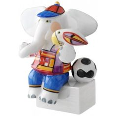 Timo of the #Elephant Family collection | Villeroy & Boch