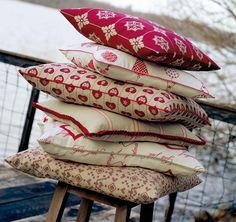 Stof og Stil Cushions