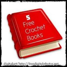 Summer is a perfect time to relax and learn to crochet with these 5 Free Crochet Books. With a Kindle or other eReader you can upload these books. Crochet Motifs, Crochet Stitches Patterns, Crochet Chart, Diy Crochet, Crochet Magazine, Crochet Instructions, Crochet Books, Learn To Crochet, Beautiful Crochet