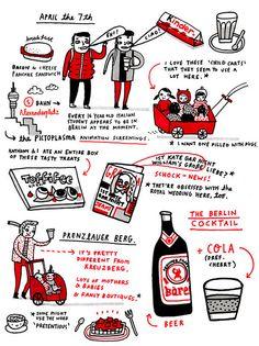 Gemma Correll's Berlin diary april 5 2011   Flickr