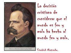 La+decisión+cristiana+de+considerar+que+el+mundo,+Frases+de+nietzsche.png (599×450)
