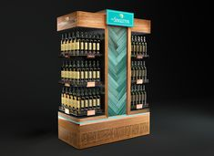 Singleton whisky POSM on Behance Pos Display, Wine Display, Display Design, Booth Design, Store Design, Pos Design, Retail Design, Graphic Design, Singleton Whisky
