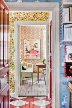 pattern mix #decor #wallpapers #estampas