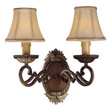 View the Minka Lavery ML 1944 Tuscan Up Lighting Wall Sconce from the Belcaro Collection at LightingDirect.com.