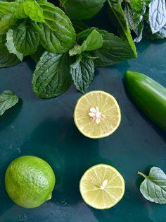 Passionately Raw! - Fresh Mint, Jalapeno and Key Limes