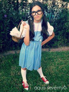 Aqua Seventy6: Hipster Dorothy Costume {an ironic DIY}
