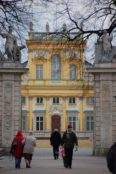 Pałac w Wilanowie, Warsaw, Poland