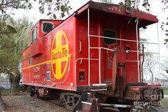 Trains just don't seem complete without a Caboose