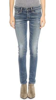 Citizens of Humanity Racer Skinny Jeans + Boots