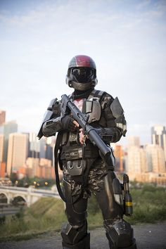 ODST Cosplay #Halo