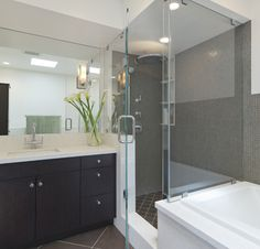 Small Bathroom Remodel, San Francisco, Sunset