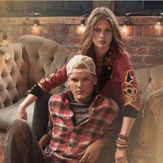 Discover Denim & Supply Ralph Lauren this holiday season